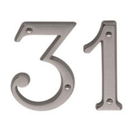 nummerskilt eller Husnummer