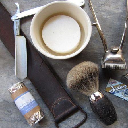 Barbergrej