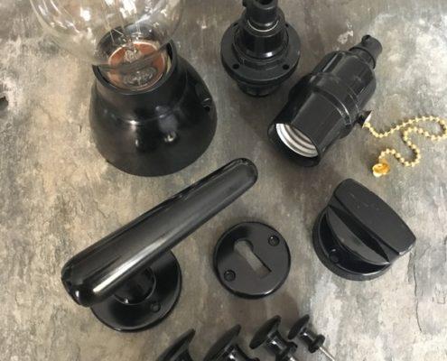 Produkter af bakelit