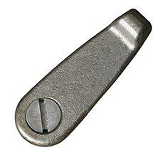 Vinduesvrider i støbt jern, model enkel uden hæl