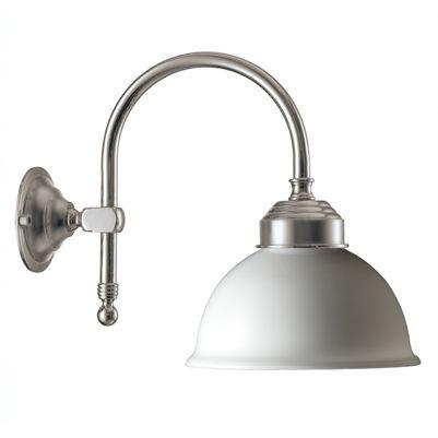Væglampe model 1915 forniklet