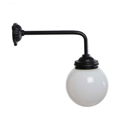 Udendørslampe Knækket lang