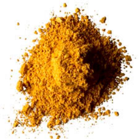 Pigment guldokker