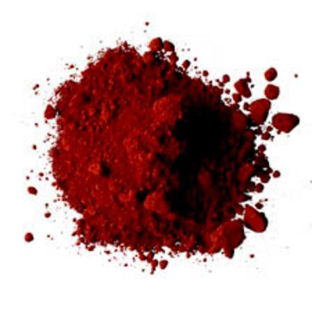 Pigment jernmønje Hæmatit