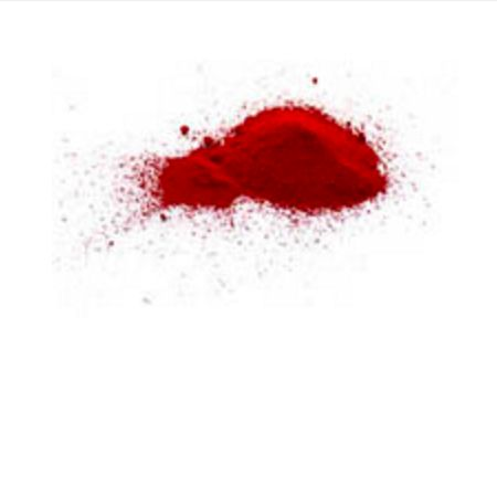 Pigment jernoxydrød eller Oxydrød