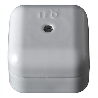 Top Samledåse til ledninger i porcelæn. Her samles det hele pænt og XT05