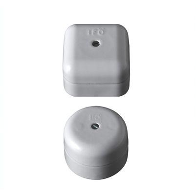 Fantastisk Samledåse til ledninger i porcelæn. Her samles det hele pænt og ZI25