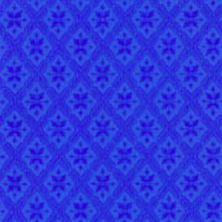 Tapet Mölletorp - ultramarinblå