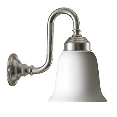Væglampe model 1925 blank udgave