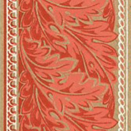 Tapet Bord - Victoria rød