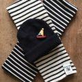 Halstørklæde fra SNS Herning 100% ren uld