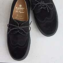 Playboy brogue sort