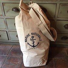 Køjesæk fra La Marine Nationale
