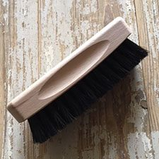 Sko og pudse børste