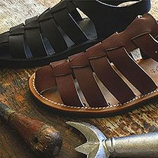 Sandal klassisk model Tibberup Høkeren