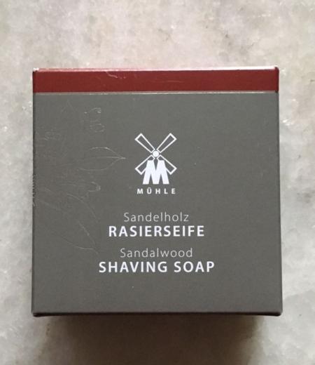 Barbersæb med sandeltræs duft - helt klassisk barbersæbe