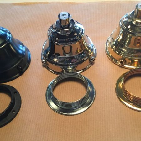 Glasholdere med omløber fatning - alle 3 modeller