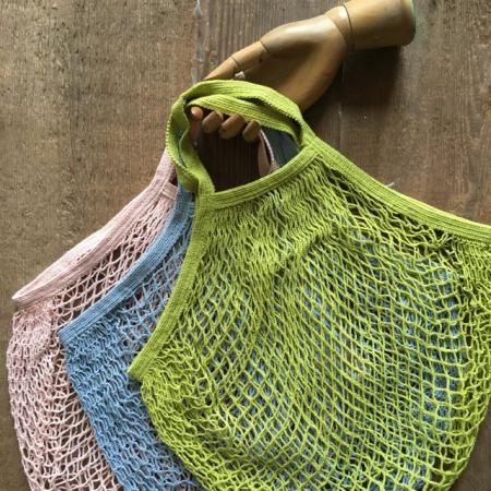 Net i forårsfarver
