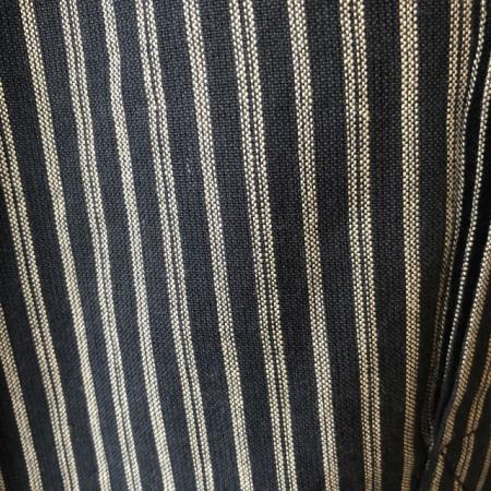 Skjorte med smal stribe