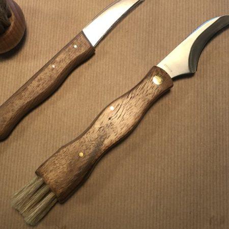 Svampekniv kan foldes - pratisk til lommen