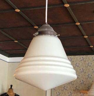 Esso lampen uden lys